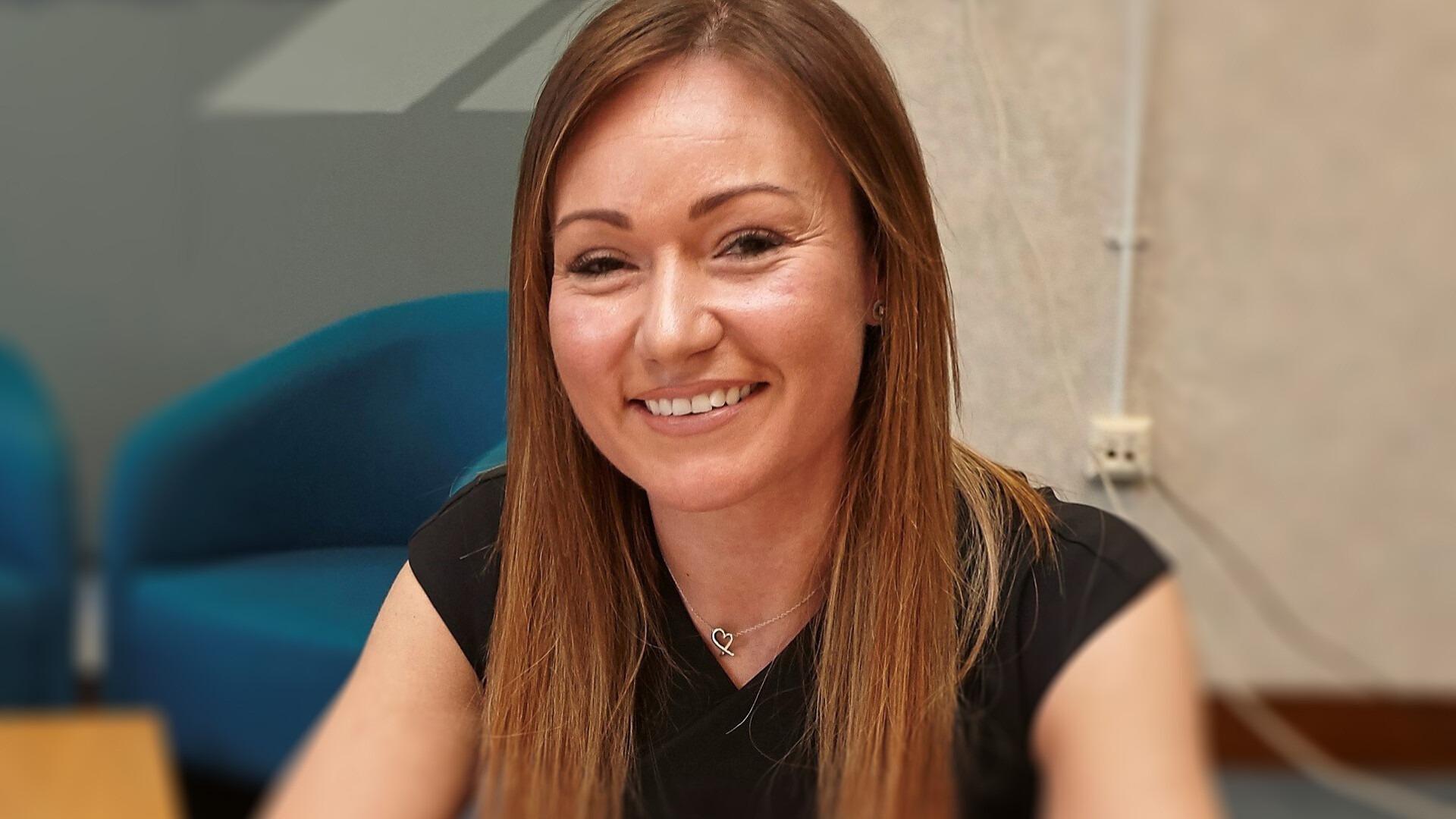 Sarah Walker - Enterprise Director for the North of England for BT