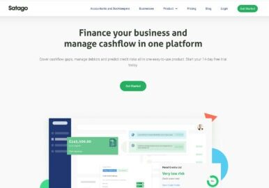 satago-website